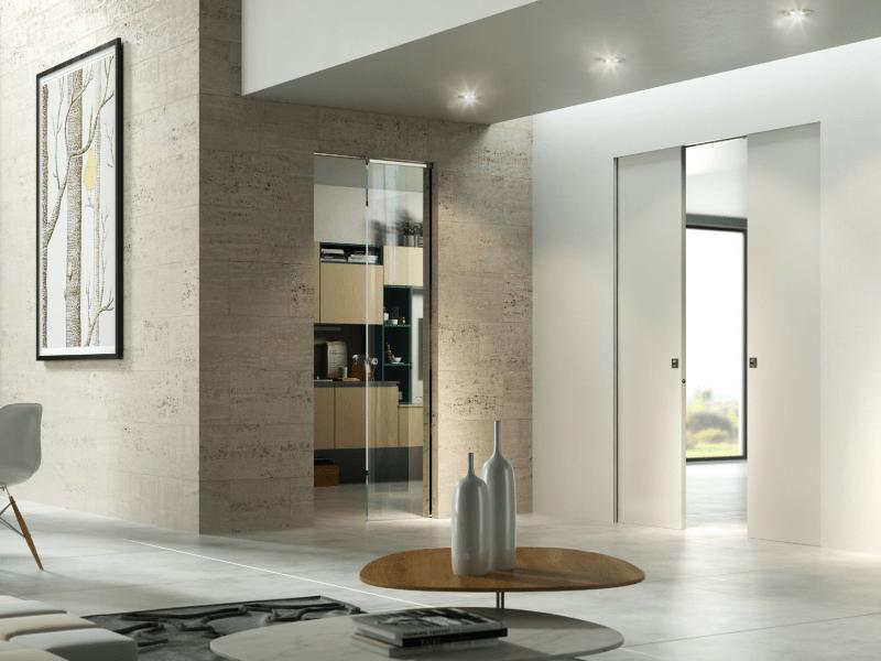 L'importanza di arredare casa con le porte giuste